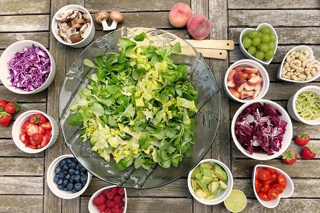 תזונה ומתכונים